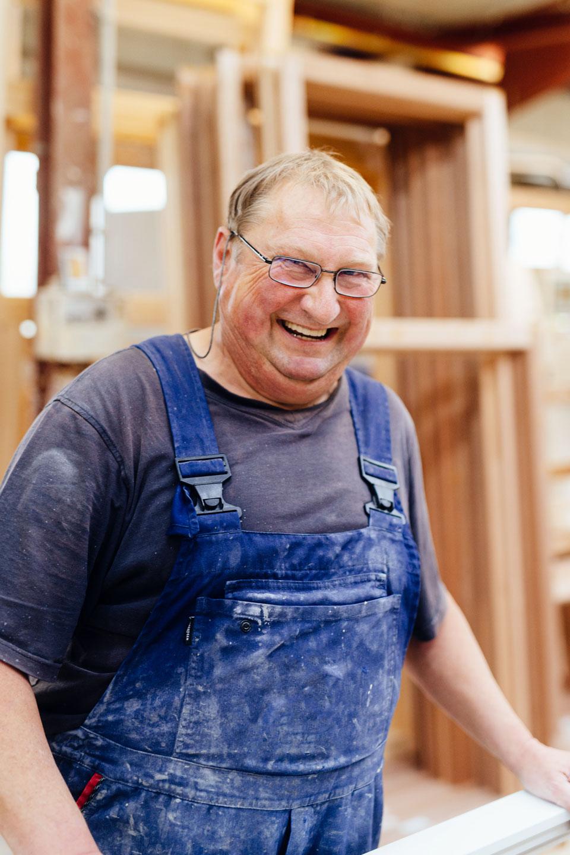BEKRU Werke Abteilung Holz – Mitarbeiter