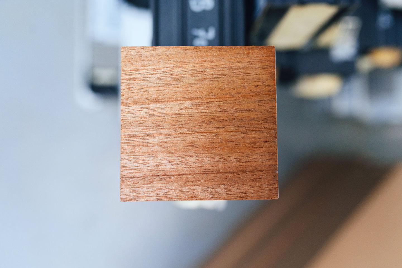BEKRU Werke Abteilung Holz – Meranti