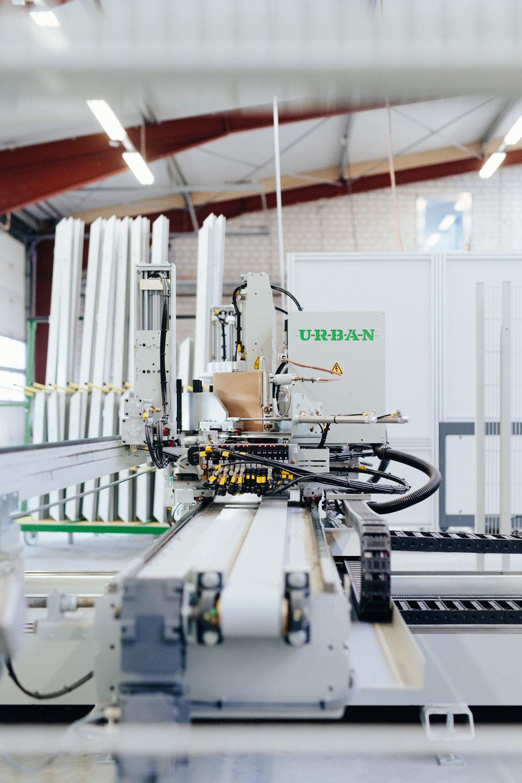 BEKRU Werke Abteilung Kunststoff – Maschine