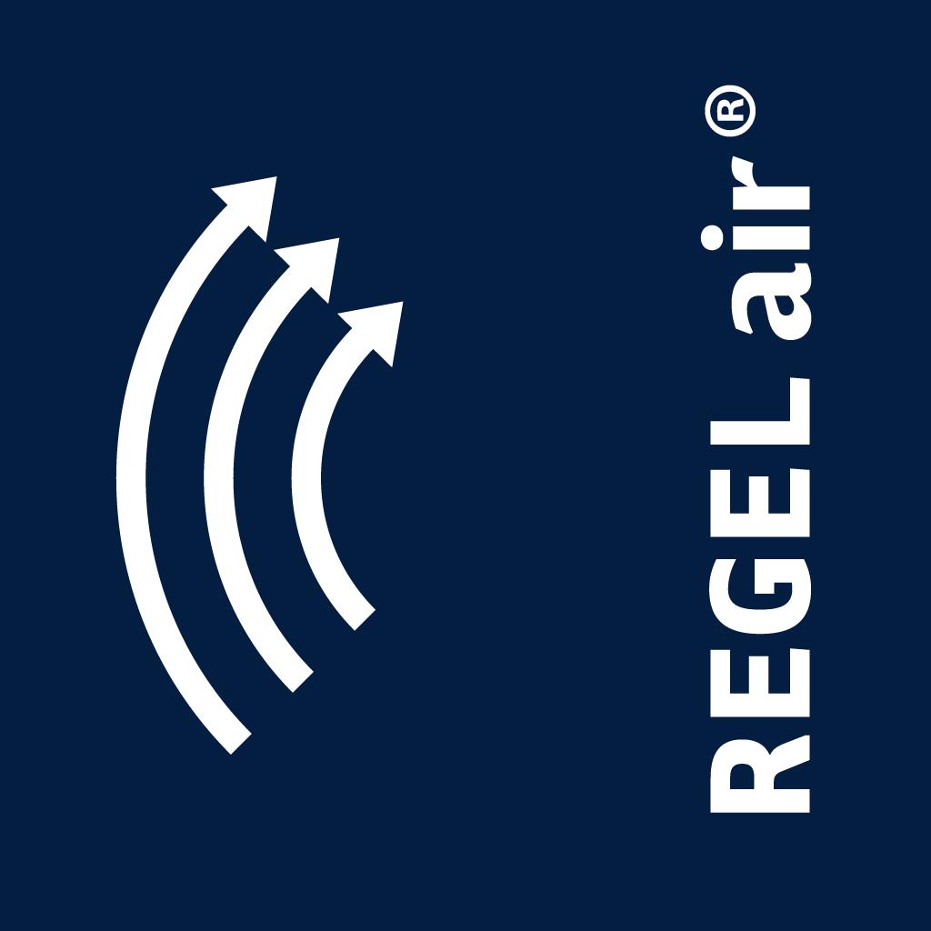 Grafik für das Lüftungssystem REGEL-air®