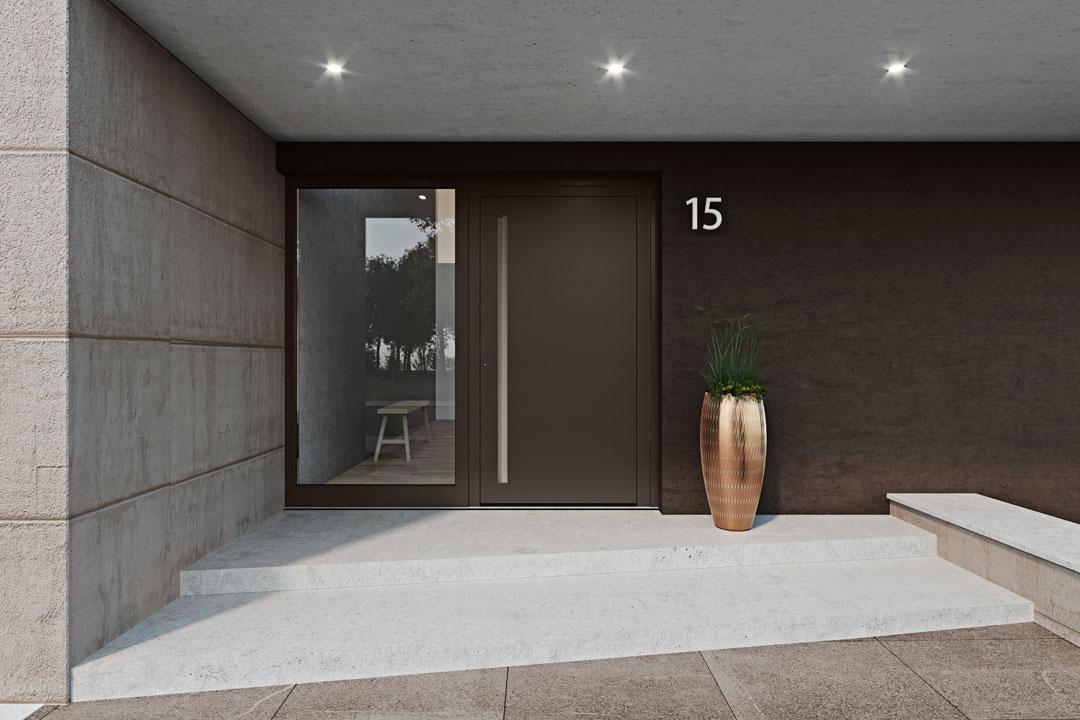 heroal_Architektenhaus-Le-Corbusier_Haustuer-Milieu-aussen