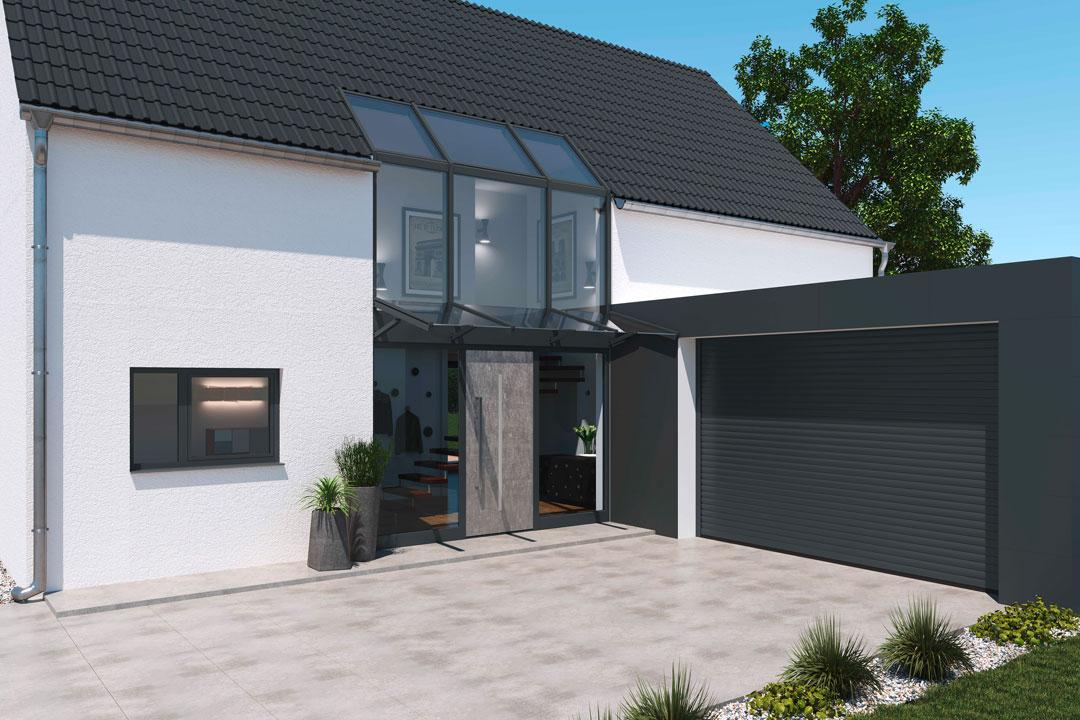 heroal_EFH-Modernisierung-Haustuer-Beton-Optik