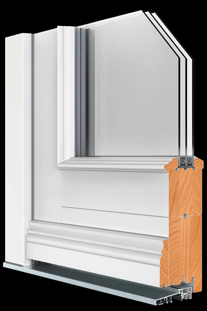 BEKRU-Werke-Holzfenster-IV_78_Rahmentuer_Zierleiste