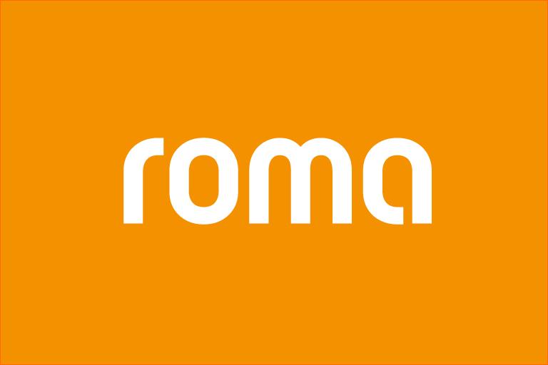 ROMA Partnerlogo